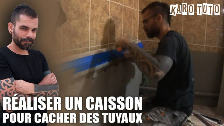 KaroTuto - Caisson - Vignette youTube