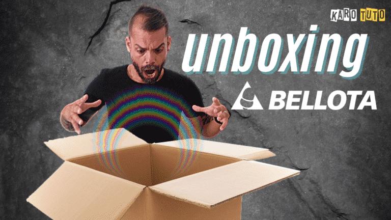 KARO TUTO - Unboxing Bellota Tech 75
